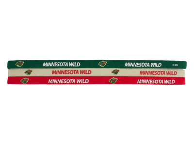 Minnesota Wild Elastic Hair Band