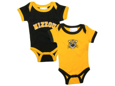 Missouri Tigers NCAA Infant Creeper Set