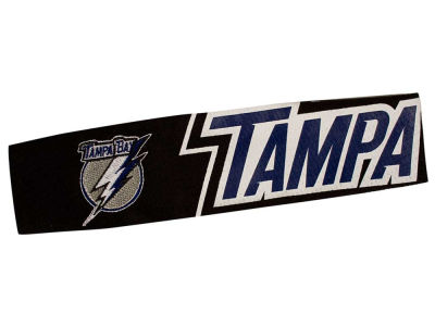 Tampa Bay Lightning Fan Band Headband