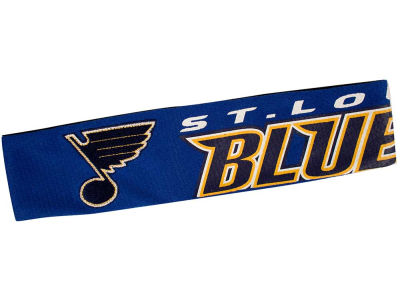 St. Louis Blues Fan Band Headband