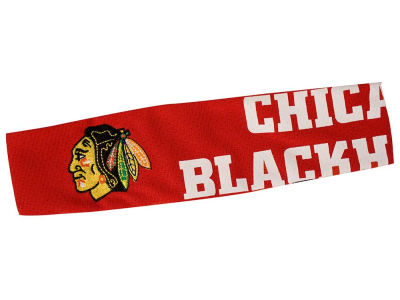 Chicago Blackhawks Fan Band Headband
