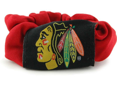 Chicago Blackhawks Hair Twist