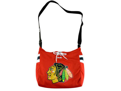 Chicago Blackhawks MVP Jersey Tote