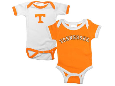 Tennessee Volunteers NCAA Newborn Creeper Set