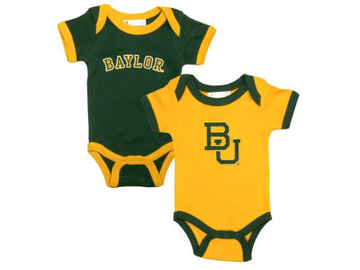 Baylor Bears NCAA Newborn Creeper Set