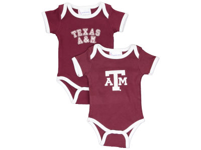 Texas A&M Aggies NCAA Newborn Creeper Set
