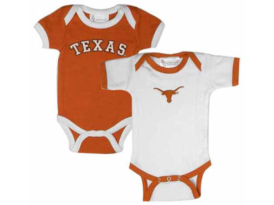 Texas Longhorns NCAA Infant Creeper Set