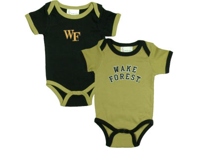 Wake Forest Demon Deacons NCAA Infant Creeper Set