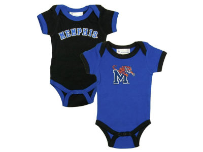 Memphis Tigers NCAA Infant Creeper Set