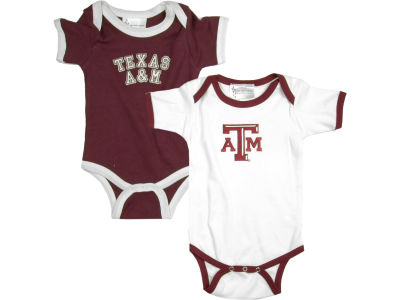 Texas A&M Aggies NCAA Infant Creeper Set