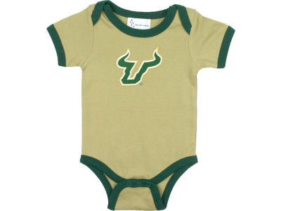 South Florida Bulls NCAA Infant Creeper Set