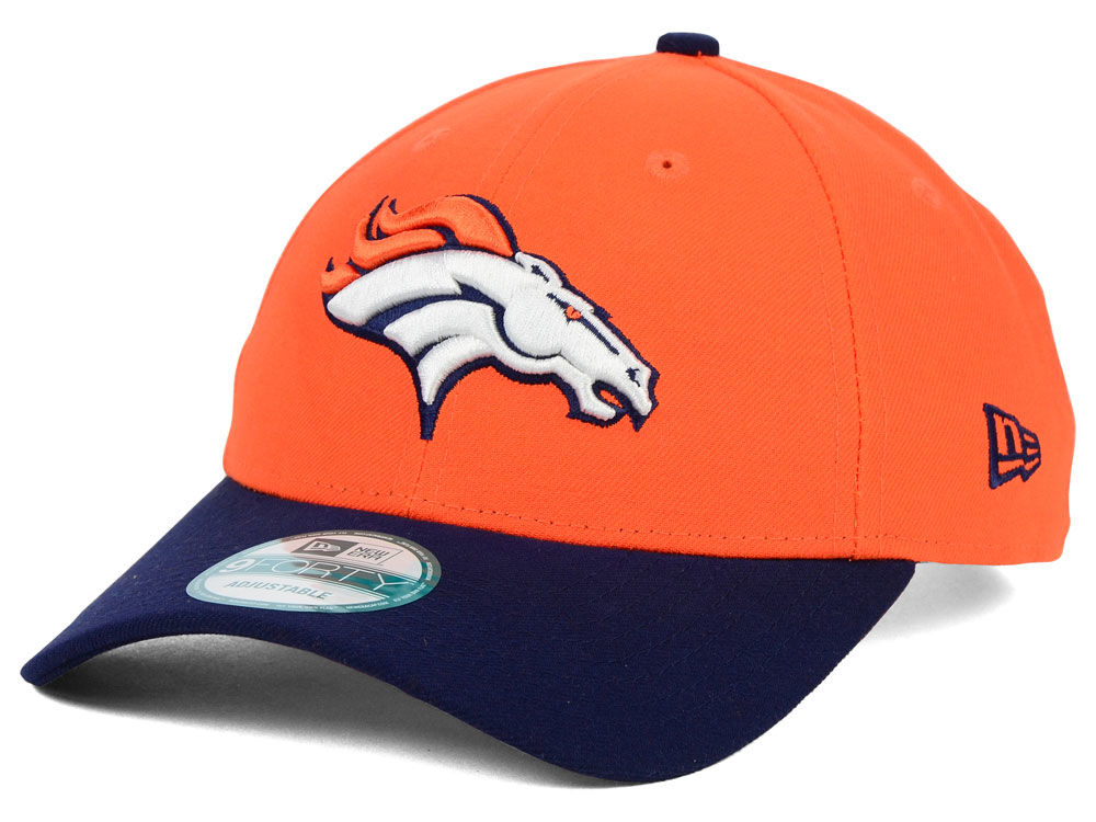 Denver Broncos New Era NFL League 9FORTY Cap  a8a3e950c5a5