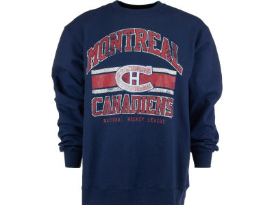Montreal Canadiens Reebok NHL Retro Fleece Crew