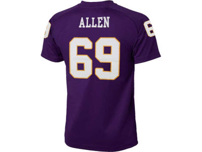 Minnesota Vikings Jared Allen NFL Youth Fashion Performance T-Shirt