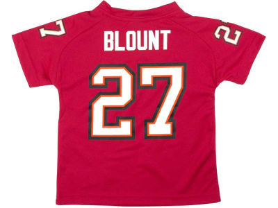 Tampa Bay Buccaneers LeGarretteÿBlount NFL Youth Fashion Performance T-Shirt