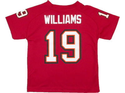 Tampa Bay Buccaneers Mike Williams NFL Youth Fashion Performance T-Shirt