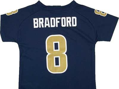 St. Louis Rams Sam Bradford NFL Youth Fashion Performance T-Shirt