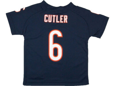 Chicago Bears Jay Cutler NFL Youth Fashion Performance T-Shirt