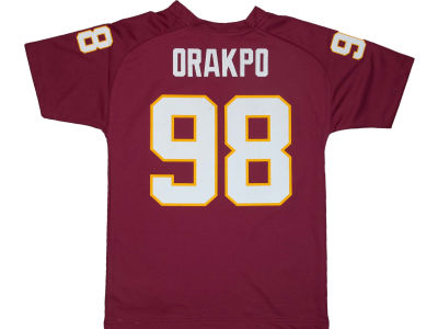 Washington Redskins Brian Orakpo NFL Youth Fashion Performance T-Shirt