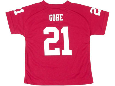 San Francisco 49ers Frank Gore NFL Youth Fashion Performance T-Shirt