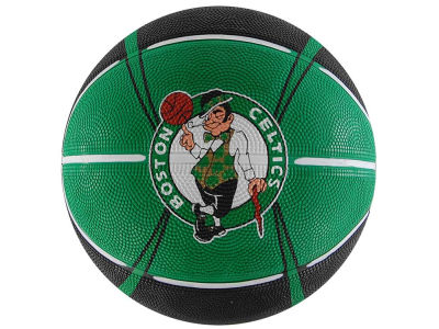 Boston Celtics Logo Ball Size 3 Unboxed