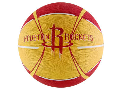 Houston Rockets Logo Ball Size 3 Unboxed