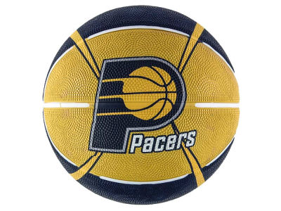 Indiana Pacers Logo Ball Size 3 Unboxed