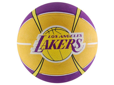 Los Angeles Lakers Logo Ball Size 3 Unboxed