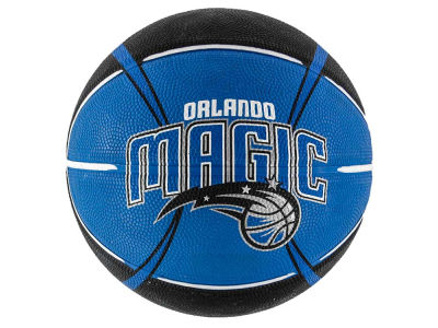 Orlando Magic Logo Ball Size 3 Unboxed
