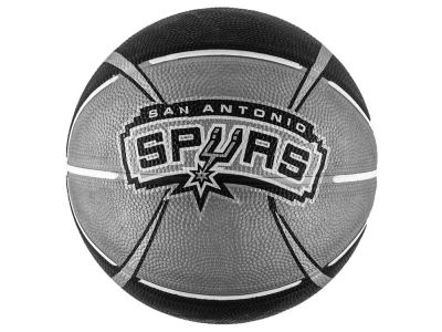 San Antonio Spurs Logo Ball Size 3 Unboxed