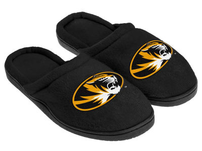 Missouri Tigers Cupped Sole Slippers