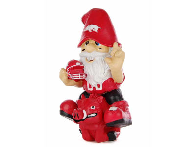 Arkansas Razorbacks Second String Thematic Gnome