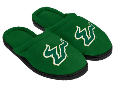 South Florida Bulls Cupped Sole Slippers