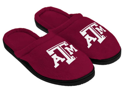 Texas A&M Aggies Cupped Sole Slippers