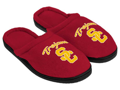 USC Trojans Cupped Sole Slippers