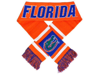 Florida Gators Acrylic Team Stripe Scarf