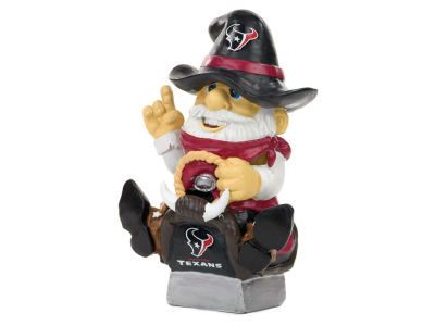 Houston Texans Second String Thematic Gnome