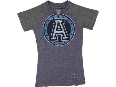 Toronto Argonauts Reebok CFL Youth Girls Triblend T-Shirt