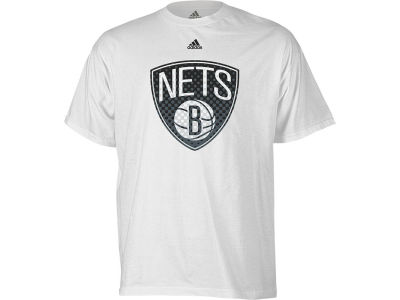 Brooklyn Nets adidas NBA Primary Logo T-Shirt