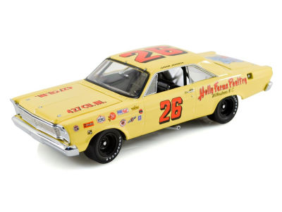 Junior Johnson 1:24 UofR Diecast