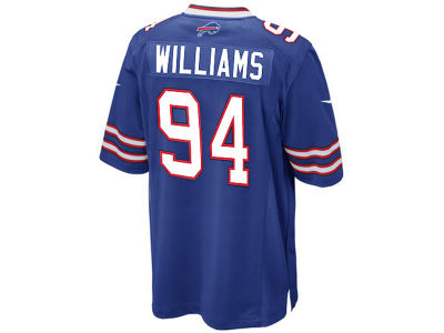 Buffalo Bills Mario Williams Nike NFL Men's Game Jersey
