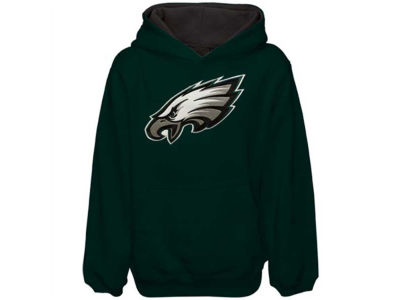 Philadelphia Eagles NFL Youth Sportsman Pullover Hoodie