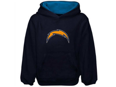 Los Angeles Chargers NFL Youth Sportsman Pullover Hoodie