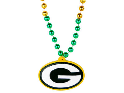 Green Bay Packers Team Logo Beads-Rico