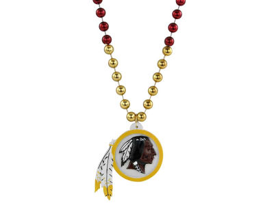 Washington Redskins Team Logo Beads-Rico