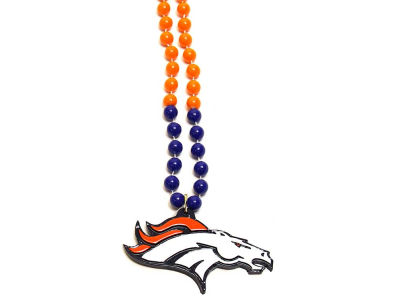 Denver Broncos Team Logo Beads-Rico