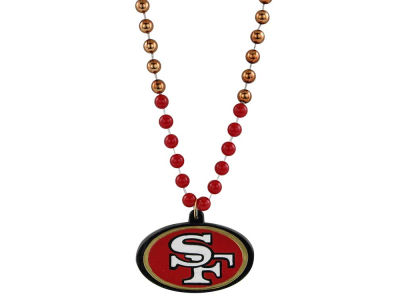 San Francisco 49ers Team Logo Beads-Rico