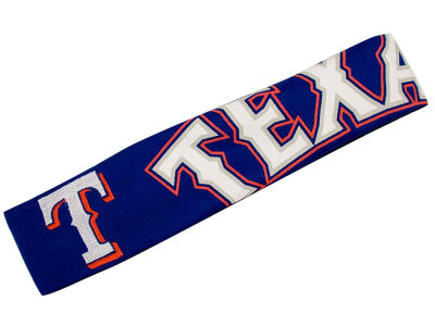Texas Rangers Fan Band Headband