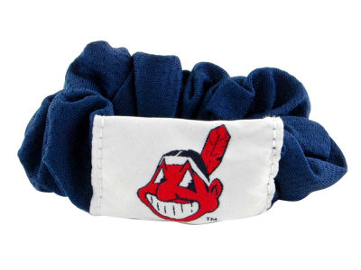 Cleveland Indians Hair Twist