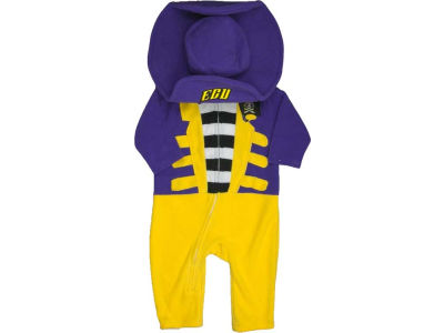 East Carolina Pirates NCAA Infant Mascot Fleece Outfit